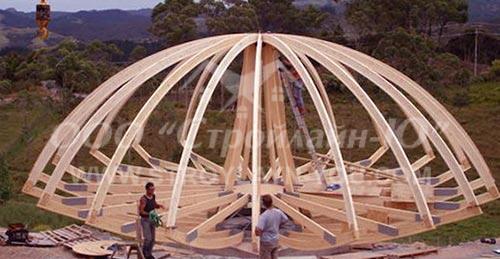 Купольные-крыши