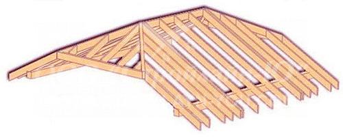 Полувальмовая-крыша